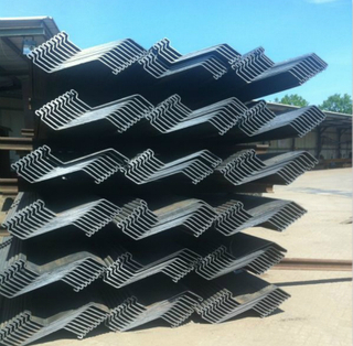 Z Sheet Pile Manufacturers, Z Sheet Pile Suppliers and