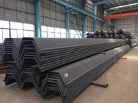 U Steel Sheet Piles