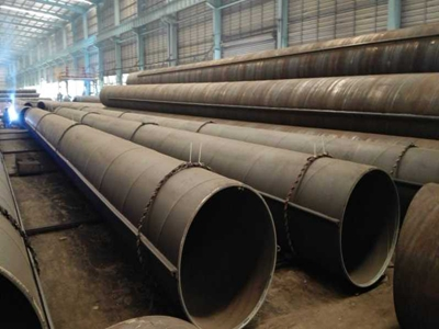 Advantages of Submerged Arc Welded Steel Pipe