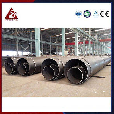 Large Diameter Steel Pipe Pile for Quay Wall