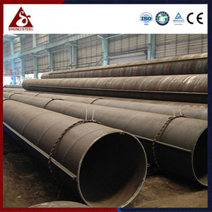 Waterproof SSAW Interlocked Pipe Piles