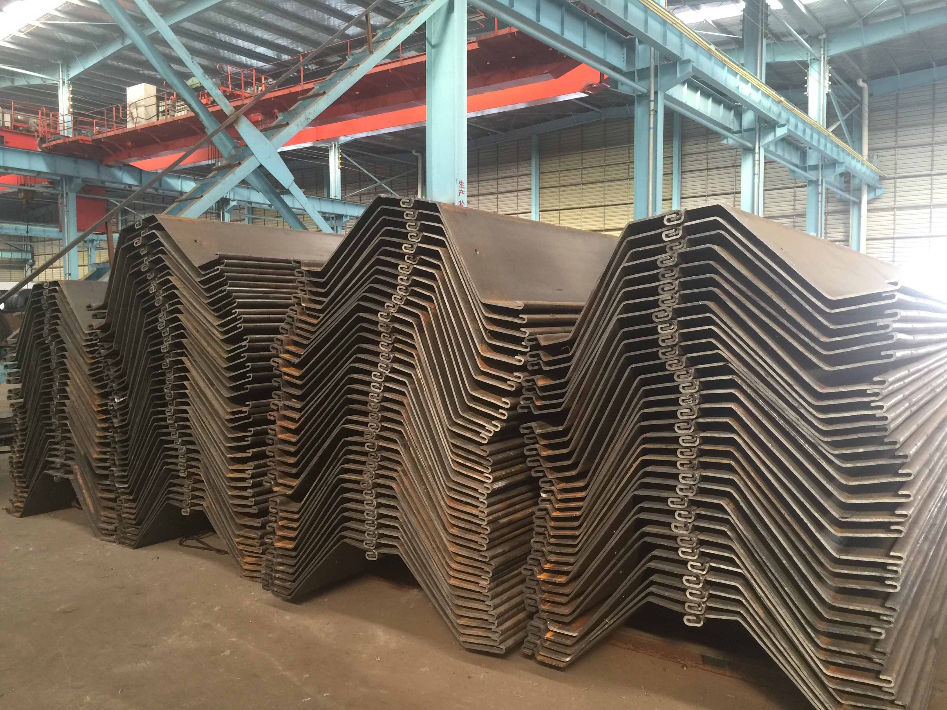 The Future of Sheet Pile