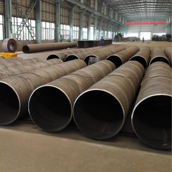 SSAW Steel Pipe Piles
