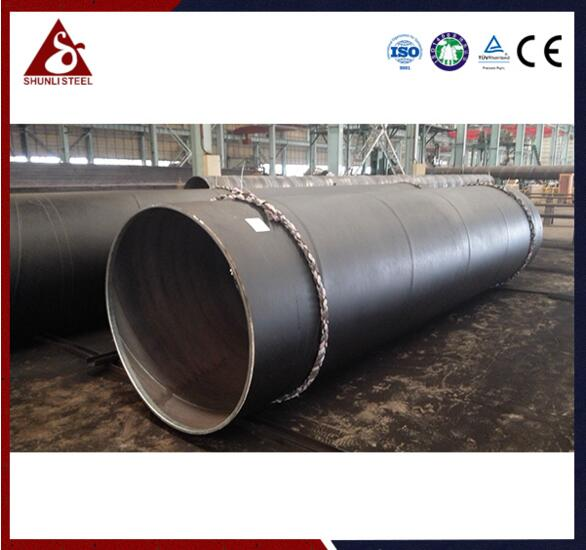 Large Diameter SSAW Pipe Pile for Quay Wall