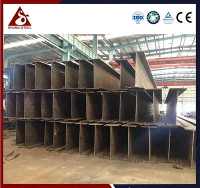 Hot-Rolled-H-Beam-Hollow-Section-Steel